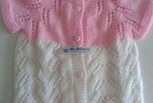 Knitting Patten babies