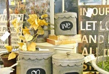 store fronts and displays / Booth ideas... / by Roxanne Casey