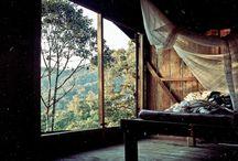 Bedroom / Dormitorios para el amor y la pasión.