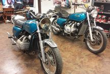 1975 Goldwing Restoration Project / I am current in the process of restore two 1975 Goldwings