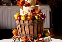 Wedding Cakes and Desserts at County Line Orchard