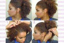 hairstyles / by Krys Zien