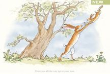 Anita Jeram / Anita Jeram - Guess How Much I Love You - Collector's edition and signed prints.