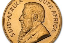 South-African Coins