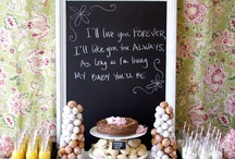 Party Ideas / by Trisha Iddings