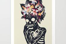 death in colours - śmierć w kolorach