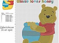 Baby blanket ideas free cross stitch patterns / Baby blanket ideas free cross stitch patterns