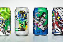 BOS- Different can Designs / Different can designs