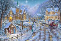 Robert Finale / Artist Robert Finale has created 'Oh Holy Night' for the Christmas holiday!
