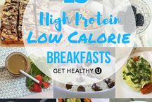 Low CAL recipes