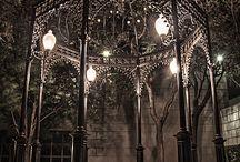 gothic garden