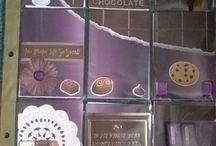 Pocket letter / Pocket letter,Chocolate themed