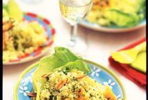Koken - slaatjes & lichte maaltijden