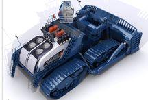 Baugeräte / Hier finden Sie Fotos und Bilder von neuen und gabrauchten Baugeräten. Bilder Galerie Baumaschinen Baugeräte von ITO Germany
