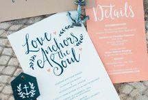 Wedding invitation ideas