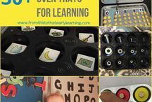 Learning with everyday objects