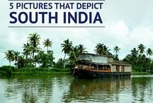 5 Pictures that Depict South India / Get a glimpse of the enchanting South India during your #volunteer vacation, Check out these pictures to sneak a peek into the fascinating region.  http://www.volunteeringindia.com/volunteer-south-india.html