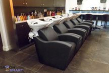 Salon Renovation Ideas / Ideas for Salons that need a Makeover or Renovation