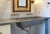 Bathroom Ideas / by Dayna Bose-Higgins