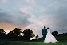A fun filled wedding in Cornwall / Even though there was rain, nothing could dampen this beautiful and fun wedding at our venue in Cornwall