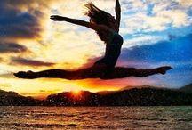 gymnastics / by Rachel Heynike
