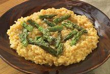 rice, risotto...