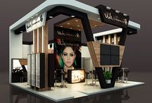 Booth, Tradeshow Stand