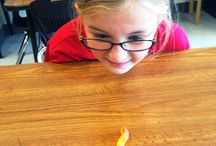 Science for kids @ the library
