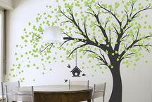 Tree wall