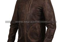 Rampage Rock Johnson Leather Jacket