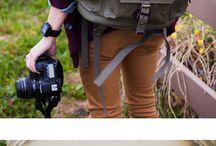 Camera+Laptop Backpacks / by AliEnRobOt
