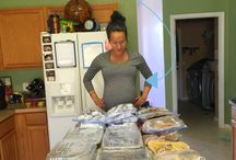 Freezer meals before baby arrives