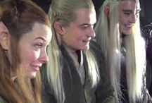 THRANDUIL AND LEGOLAS / FATHER AND SON
