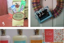 Teacher gifts / by Debbie Ferguson