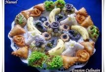 Gâteaux algériens / Pâtisserie orientale