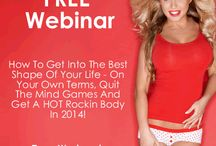 Mandy Gibbons - Personal Fitness Trainer - Webinars
