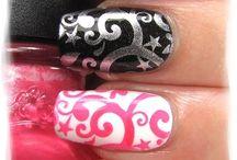 Nail art Stamping / Stamping