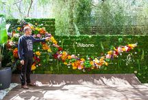 Wave Flowers / ☞ Wave Fl✿wers  With G'Vine Gin & Ikibana Sarrià Special Thanks to Caroline Minetti  #Memories #Barcelona #ThinkFlowers