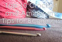Crochet for Beginners / Crochet tips for beginners ** Collaboration Board, send an email to thecrochetcafeclub@gmail.com to be added.