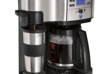 Hamilton Beach 49980A Two Way Brewer – Single Serve & 12 cup Coffee Maker by Hamilton Beach! / Enjoying a huge mug of coffee in winters is equal to that of having a chilled drink in summers.