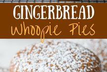 Seasonal Favorites - Gingerbread