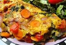 Omelet vegan