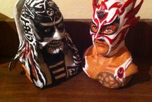 figuras de resina / personalizados