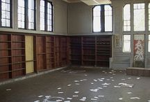 Ø ₡ Abandoned Libraries (c'ℏ) / Abandoned Libraries