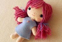 Handmade stuffies