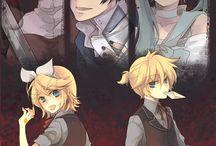 Hatsune Miku And friends