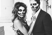 Hallowe'en Couple Costumes