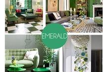 A Color a Week / Color inspiration, color palette, color reference for your interior design.