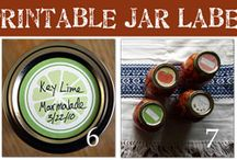 Labels, Labels, Labels... / by Carla Matthee