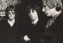 Richard Wright, Nick Mason & Roger Waters